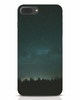 Shop Night Star iPhone 7 Plus Mobile Cover-Front