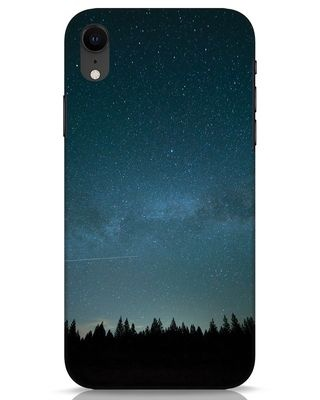 Shop Night Star iPhone XR Mobile Cover-Front