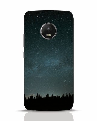 Shop Night Star Moto G5 Plus Mobile Cover-Front