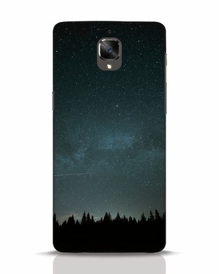 Shop Night Star OnePlus 3T Mobile Cover-Front
