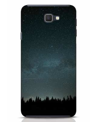 Shop Night Star Samsung Galaxy J7 Prime Mobile Cover-Front