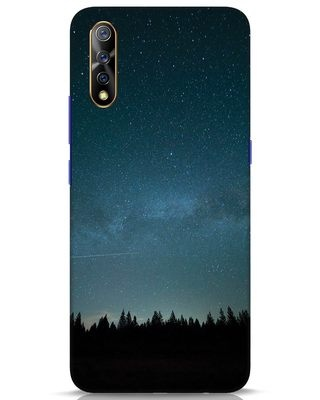 Shop Night Star Vivo S1 Mobile Cover-Front