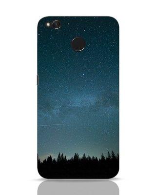 Shop Night Star Xiaomi Redmi 4 Mobile Cover-Front