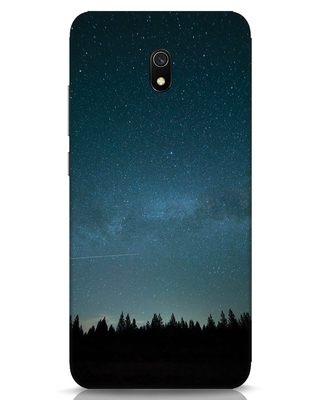Shop Night Star Xiaomi Redmi 8A Mobile Cover-Front