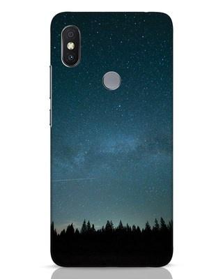 Shop Night Star Xiaomi Redmi Y2 Mobile Cover-Front