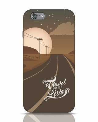 Shop Night Travel iPhone 6s Mobile Cover-Front