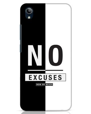 Shop No Excuses Stripe Vivo Y91i Mobile Cover-Front