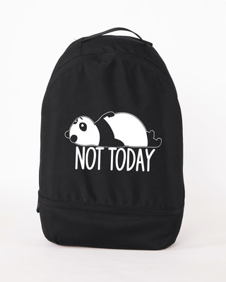 Shop Not Today Essential mini Backpack-Front