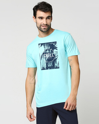 Shop Ocean Side Half Sleeve T-Shirt-Front