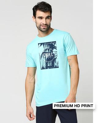 Shop Ocean Side Half Sleeve T-Shirt-Front