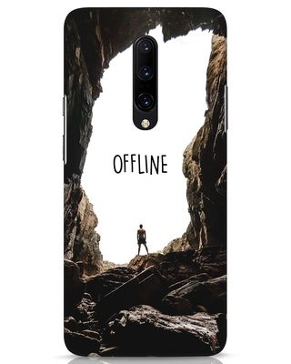 Shop Offline OnePlus 7 Pro Mobile Cover-Front