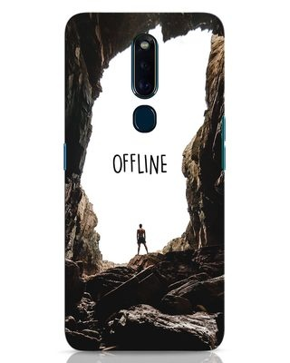 Shop Offline Oppo F11 Pro Mobile Cover-Front