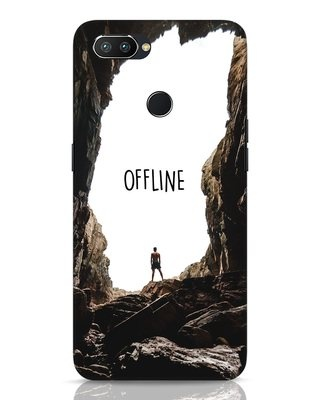 Shop Offline Realme 2 Pro Mobile Cover-Front