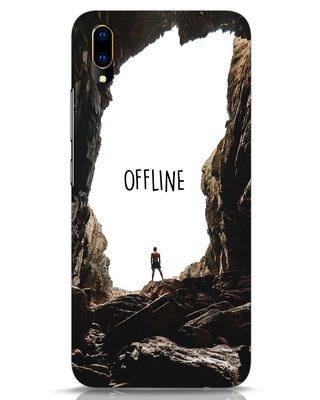Shop Offline Vivo V11 Pro Mobile Cover-Front