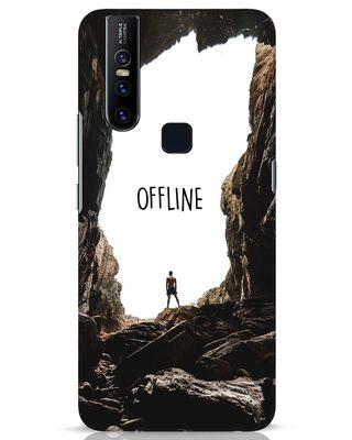 Shop Offline Vivo V15 Mobile Cover-Front