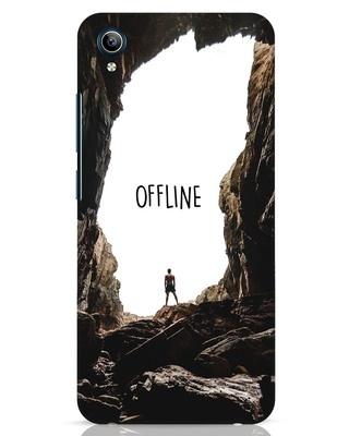 Shop Offline Vivo Y91i Mobile Cover-Front