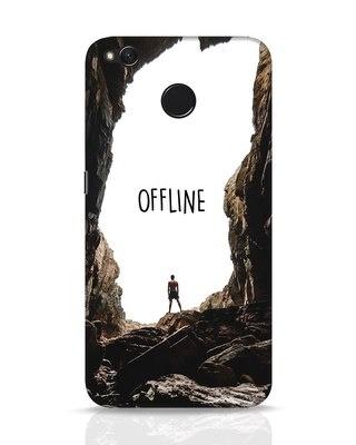 Shop Offline Xiaomi Redmi 4 Mobile Cover-Front