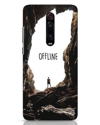 Shop Offline Xiaomi Redmi K20 Pro Mobile Cover-Front
