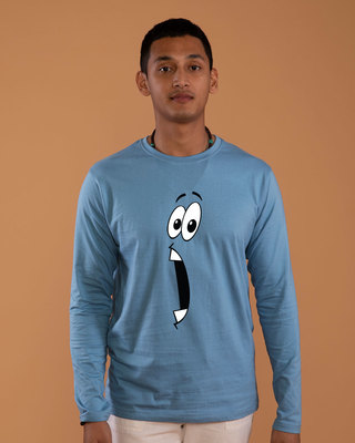 Shop Oh Heck No Full Sleeve T-Shirt-Front