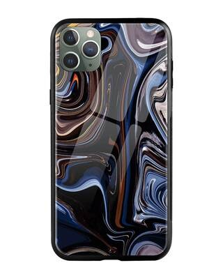 Shop Oil Paint Marable iPhone 11 Pro Mobile Cover-Front