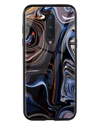 Shop Oil Paint Marable OnePlus 8 Mobile Cover-Front