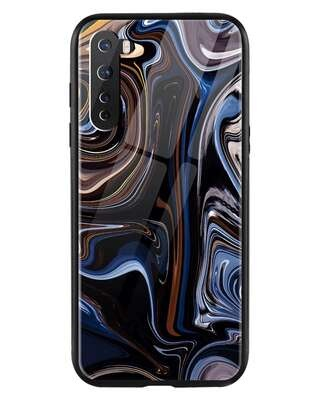 Shop Oil Paint Marable OnePlus Nord Mobile Cover-Front