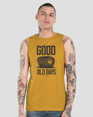 Shop Old Days Vest-Front