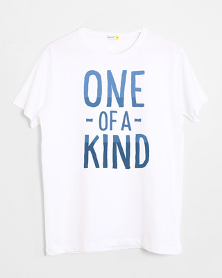 Shop One Of A Kind Half Sleeve T-Shirt-Front