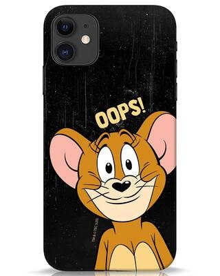 Shop Oops Jerry iPhone 11 Mobile Cover (TJL)-Front