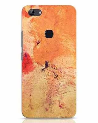 Shop Orange Red Rust Vivo Y83 Mobile Cover-Front