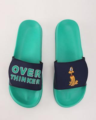 Shop Over Thinker Lightweight Adjustable Strap Women Slider-Front
