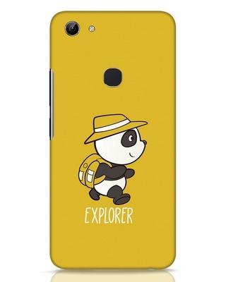 Shop Panda Explorer Vivo Y81 Mobile Cover-Front