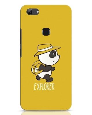 Shop Panda Explorer Vivo Y83 Mobile Cover-Front