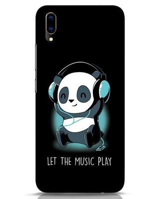 Shop Panda Headphones Vivo V11 Pro Mobile Cover-Front