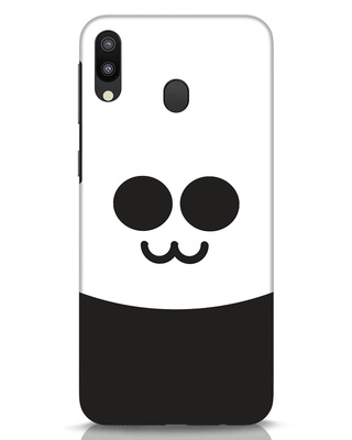 Shop Panda Smile Samsung Galaxy M20 Mobile Cover-Front