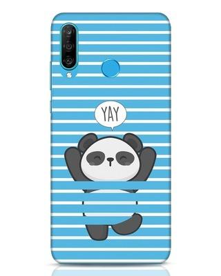 Shop Panda Yay Huawei P30 Lite Mobile Cover-Front