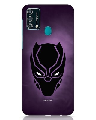 Shop Panther Black Samsung Galaxy F41 Mobile Cover-Front