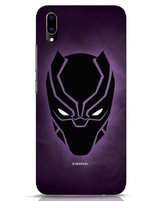 Shop Panther Black Vivo V11 Pro Mobile Cover-Front