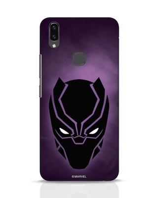 Shop Panther Black Vivo V9 Mobile Cover-Front