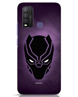Shop Panther Black Vivo Y50 Mobile Cover-Front
