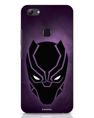Shop Panther Black Vivo Y83 Mobile Cover-Front