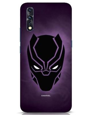 Shop Panther Black Vivo Z1x Mobile Cover-Front