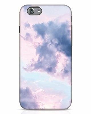 Shop Pastel Cloud iPhone 6 Mobile Cover-Front