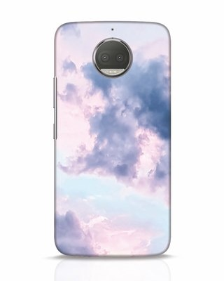 Shop Pastel Cloud Moto G5s Plus Mobile Cover-Front