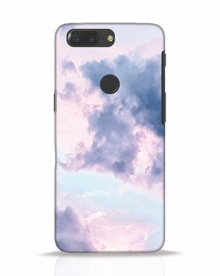 Shop Pastel Cloud OnePlus 5T Mobile Cover-Front