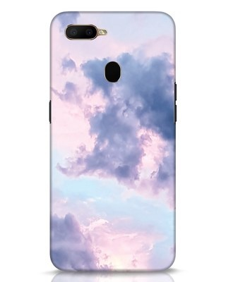 Shop Pastel Cloud Oppo A5s Mobile Cover-Front