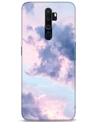 Shop Pastel Cloud Oppo A9 2020 Mobile Cover-Front