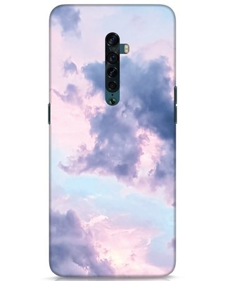Shop Pastel Cloud Oppo Reno 2 Mobile Cover-Front