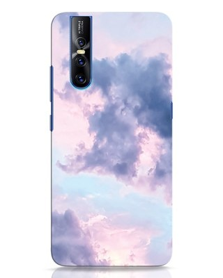 Shop Pastel Cloud Vivo V15 Pro Mobile Cover-Front