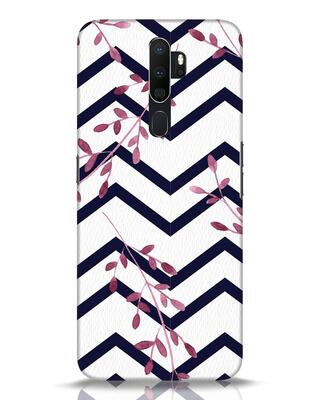 Shop Pastel Floral Oppo A5 2020 Mobile Cover-Front